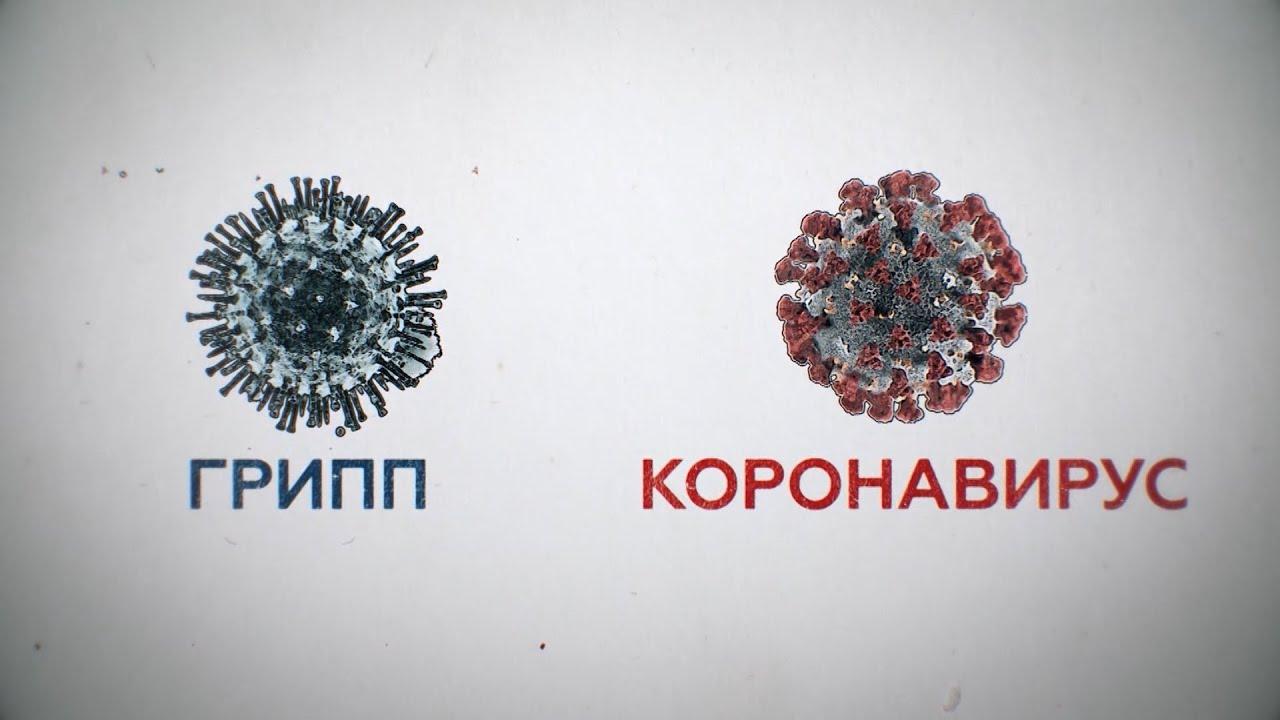 Коронавирус и грипп может быть у человека одновременно: случаи есть