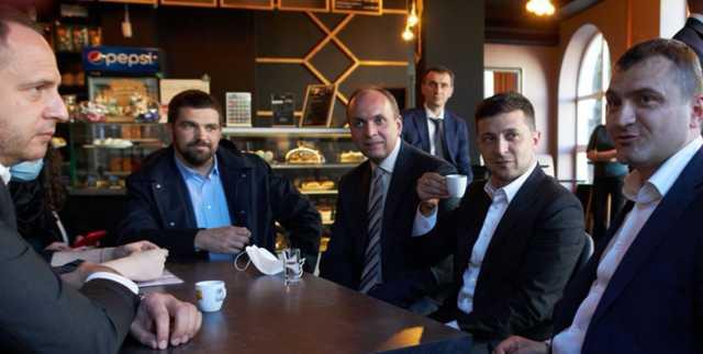 Верховный суд соберет пленум ради Зеленского и кофе в «Лямуре»