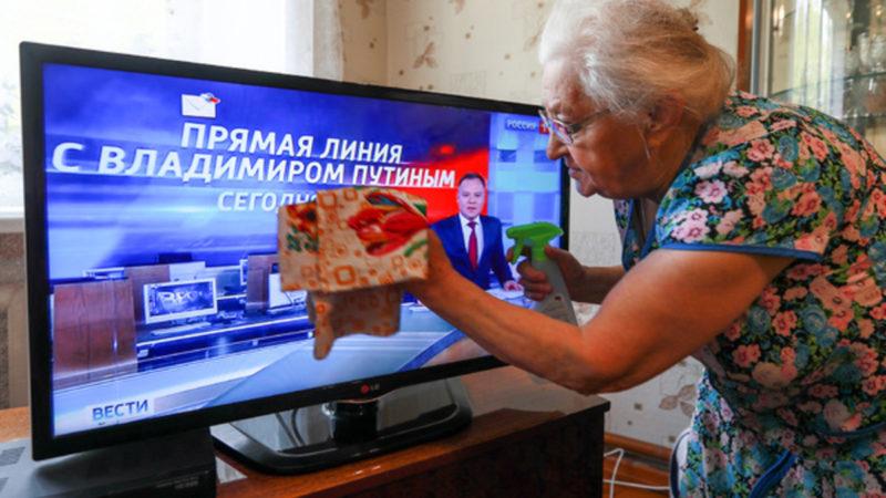 Смотрят Малахова, сериалы и Соловьева. Почему Западная Украина подсела на российское телевидение?