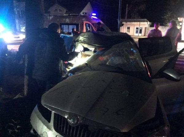 В Ужгороде пьяная 23-летняя девушка устроила  ДТП с трагическими последствиями