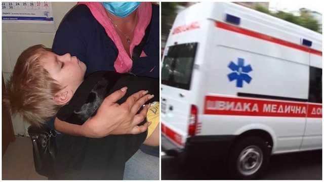 В Одесі серед вулиці п'яна матір била 2-річного сина, дитину госпіталізовано