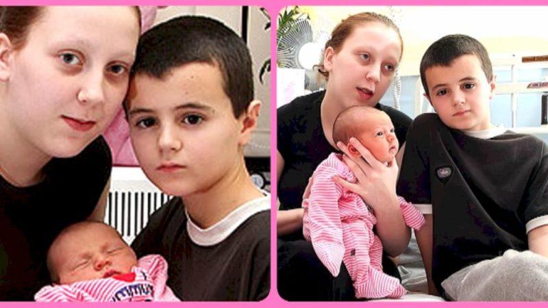 Стали родителями в 12 и 15: как сложилась жизнь молодой пары спустя 10 лет