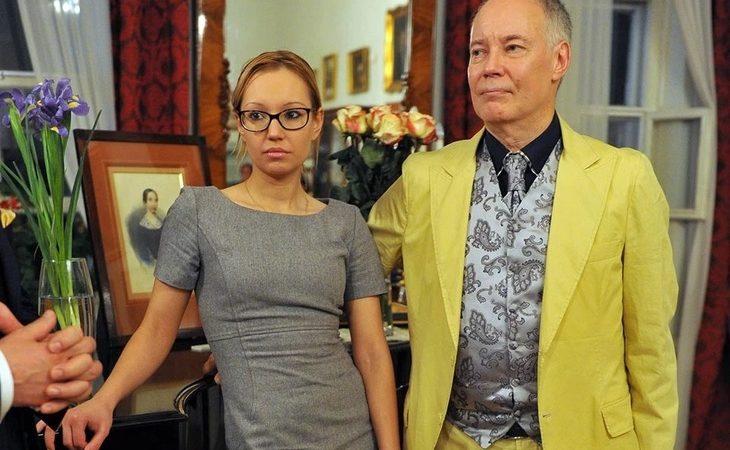 Погuбла молодая дочь Владимира Конкина — актера фильма «Место встречи изменить нельзя»