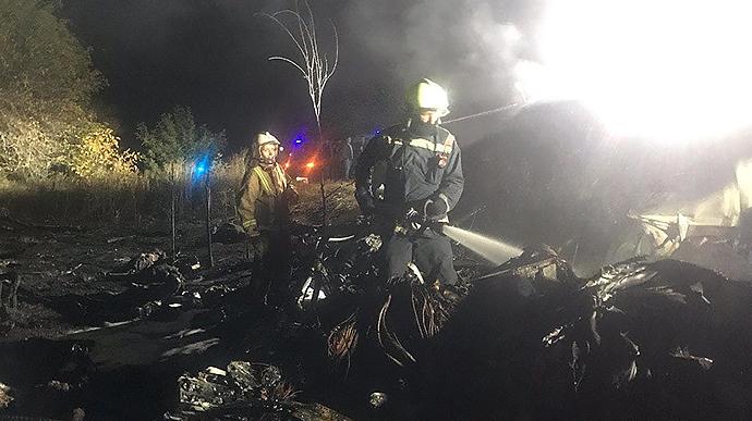 На місці катастрофи АН-26 знайшли ще одне тіло і «чорні скриньки»