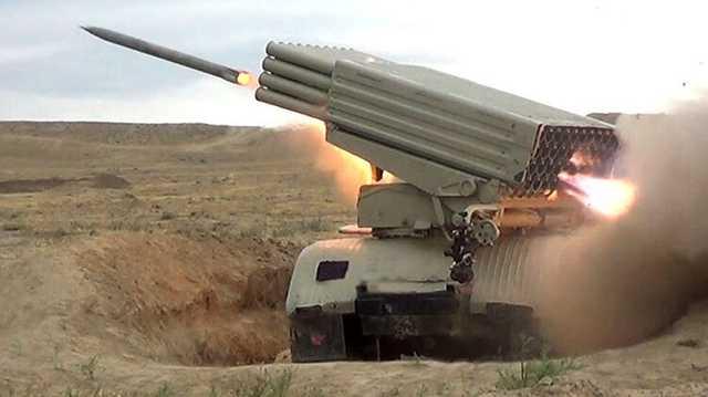 По всей линии соприкосновения в Нагорном Карабахе идут бои — Пашинян