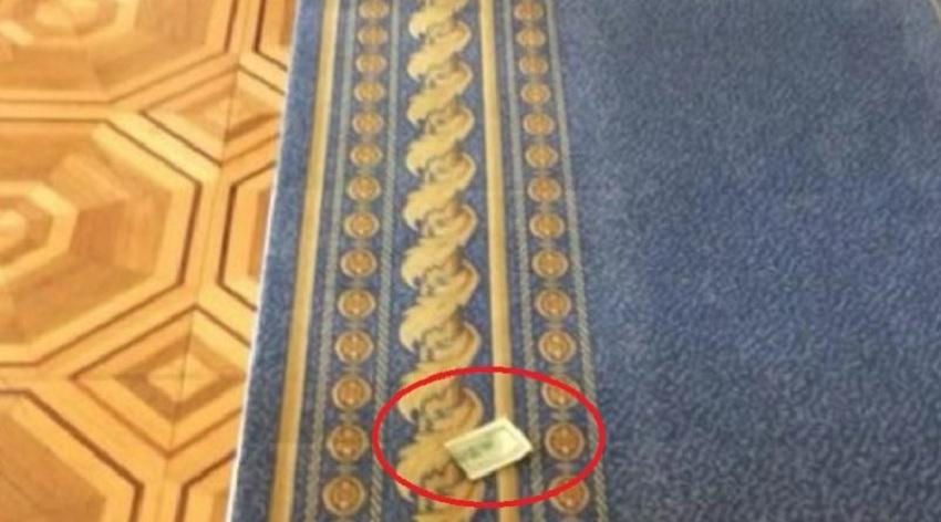 У Верховній Раді у депутата з кишені випали 100 доларів! те, що відбулося далі не очікував ніхто