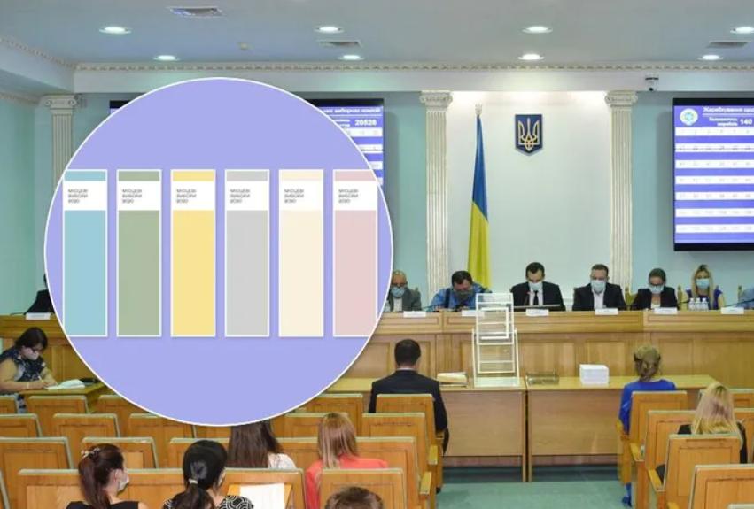 ЦИК показала, как будут выглядеть бюллетени на местных выборах. Фото
