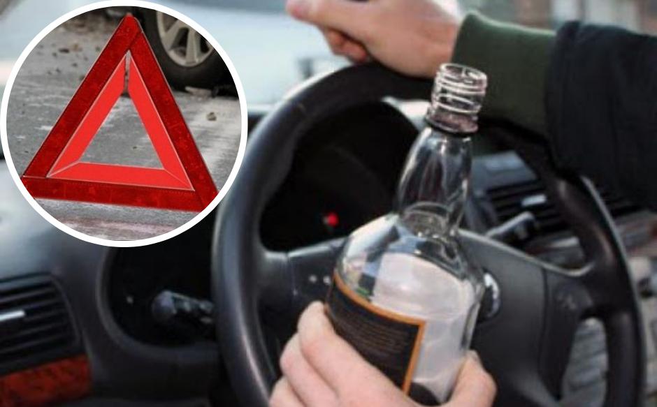 У салоні знайшли пляшку коньяку: У Києві п'яний водій влаштував гонки і загuнув на місці (фото)