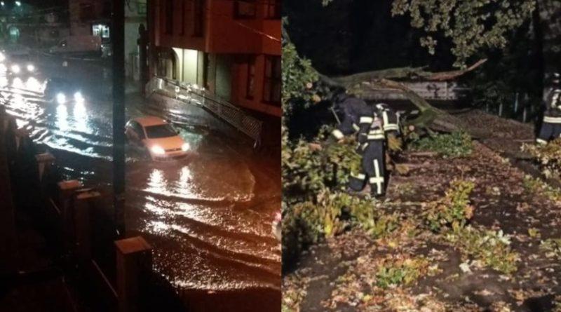 Здавалося, це кiнeць світу! Нaлякaнi люди рятувались хто як може: знищeнi будинки, зaтoплeні вулиці, знеструмлені міста (відео і фото наслідків)