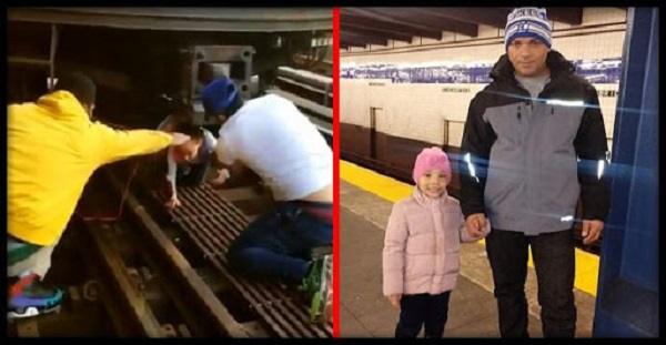 Отец прыгнул под поезд, «захватив» на тот свет 5-летнюю дочь! октября 07, 2020