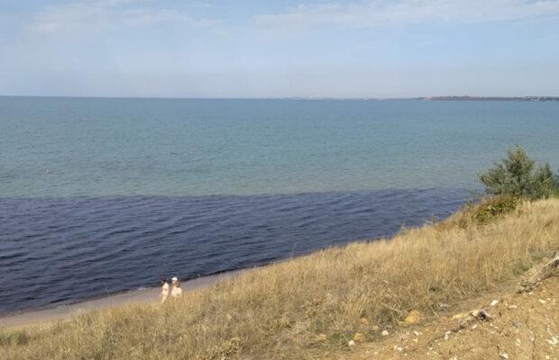 Окупанти в Криму злили небезпечні відходи в море, нікому немає діла: кричущі кадри