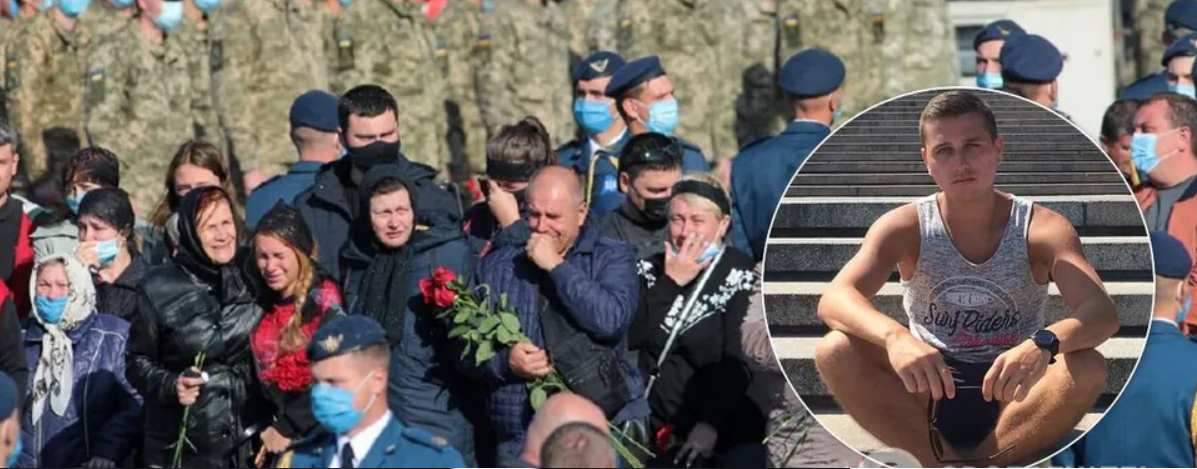 Девушка курсанта Студинского с Ан-26: ждал, пока подрасту, и спрашивал размер кольца