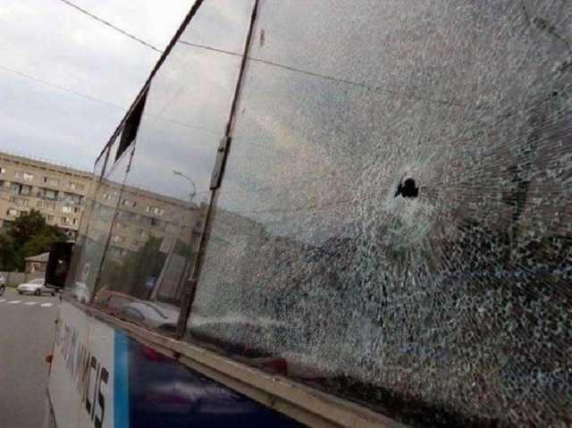 В России расстреляли рейсовый автобус с пассажирами: есть убитые и раненые