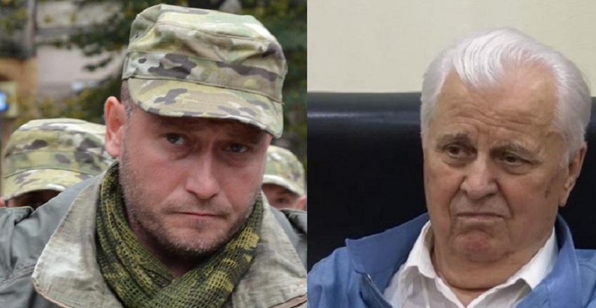 Яроша замість Кравчука! Українців закликали підписати петицію Дрошо Зеленського