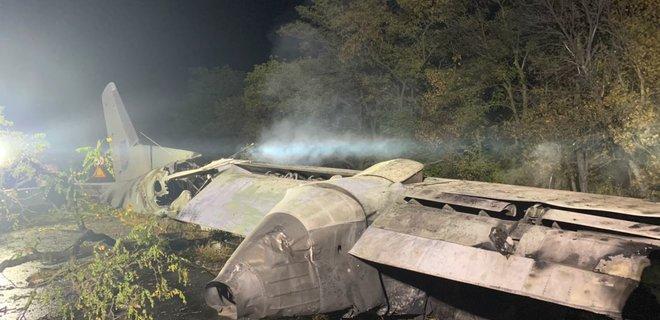 На місці загибелі АН-26 невідомі встановили пам'ятник (фото)