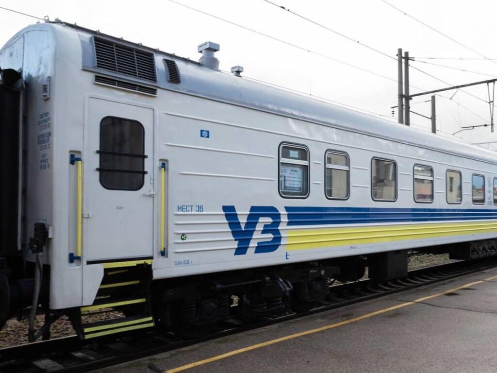 Поезда «Ковель» и «Львов» объединят в один состав