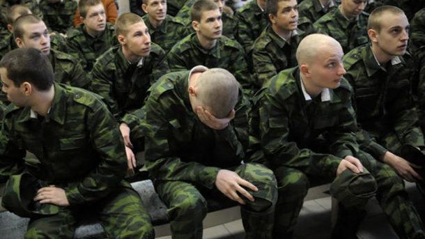 В Украине могут отменить призыв в армию – главнокомандующий ВСУ