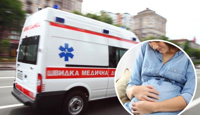 Я кричала и плакала: под Киевом в «скорой» издевались над роженицей