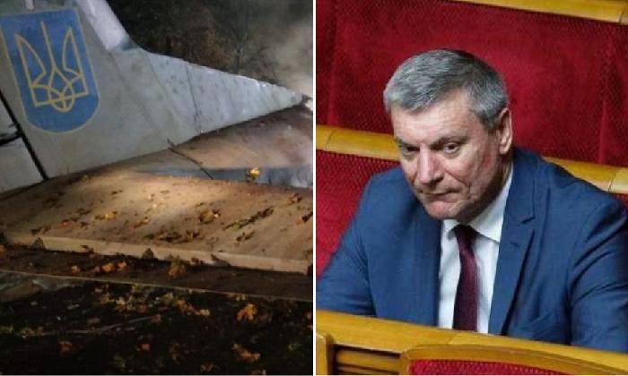 Причины авиакатастрофы АН-26 установлены, — Уруский
