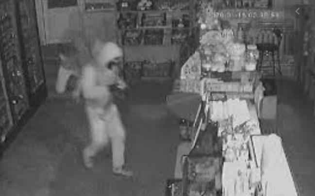 На юную воровку, которая спряталась в магазине после закрытия, среагировали датчики движения