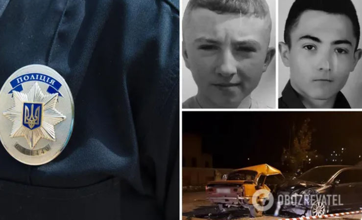 Ребята умuралu, а хозяйка авто устроила разборки: подробности летальной аварии на Хмельнитчине