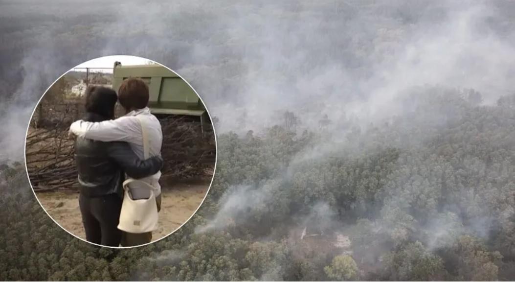 От мамы осталось полчерепа, косточки и серьга, – дочь 64-летней жертвы пожаров на Луганщине
