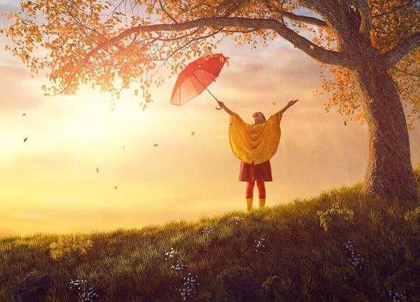 Декілька способів наповнити себе внутрішньою енергією, доступних вам кожен день