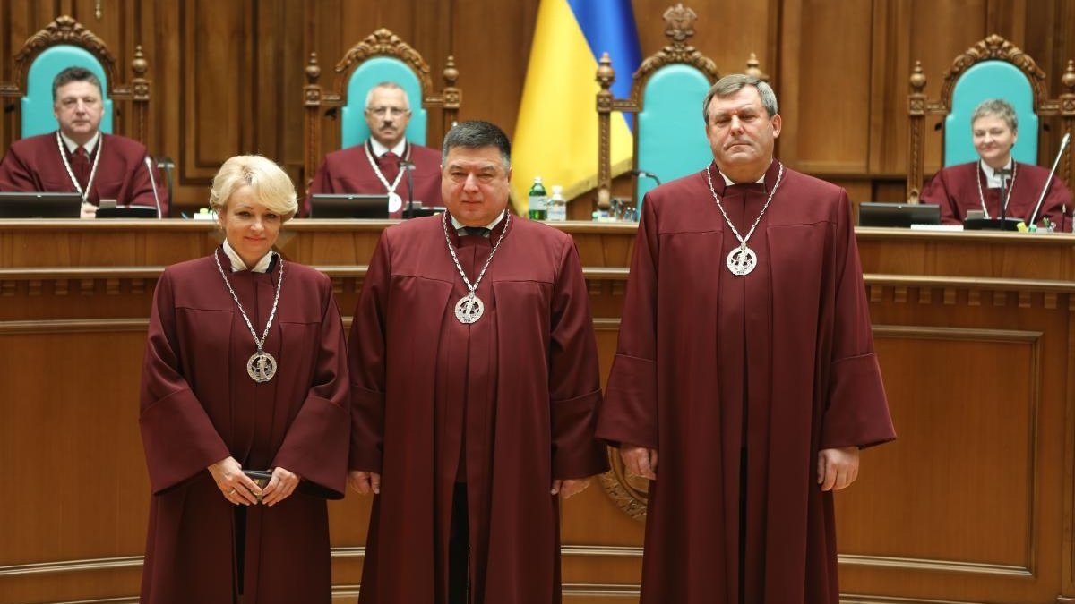Галина Янченко: «Вартість утримання одного судді Конституційного Суду – 21 мільйон гривень»