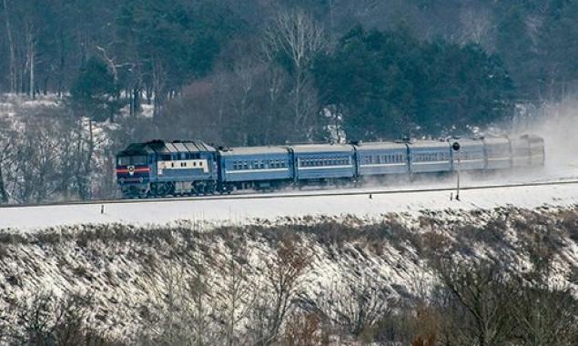 На новогодние праздники «Укрзалізниця» возобновляет движение поездов на популярных направлениях