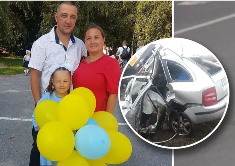 «Я вас ніколи не залишу»: подробиці летальної ДТП з вантажівкою під Житомиром із трьома жертвами