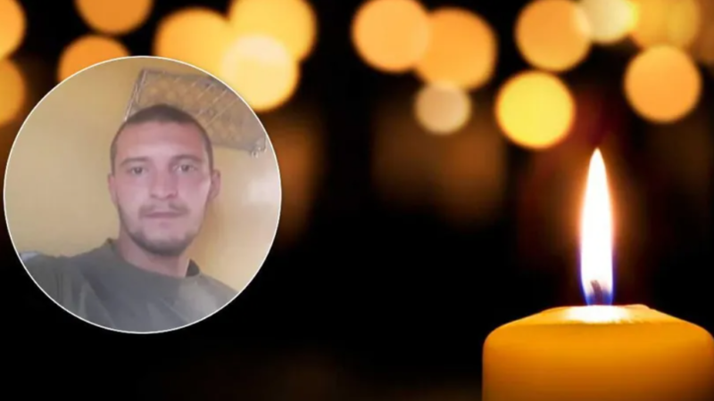 Названо ім'я воїна ЗСУ, який загuнув від кулі снайпера на Донбасі. Фото Героя