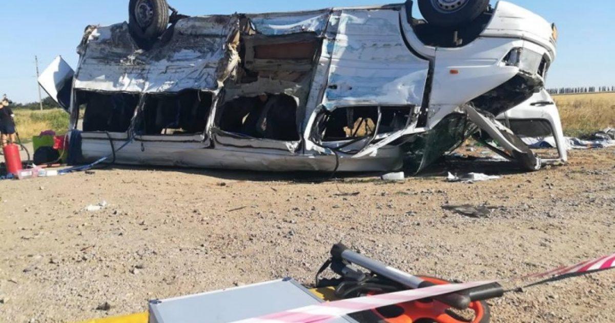 Суд вынес приговор водителю КАМАЗа, который столкнулся с маршруткой. В ДТП погuбло 7 человек