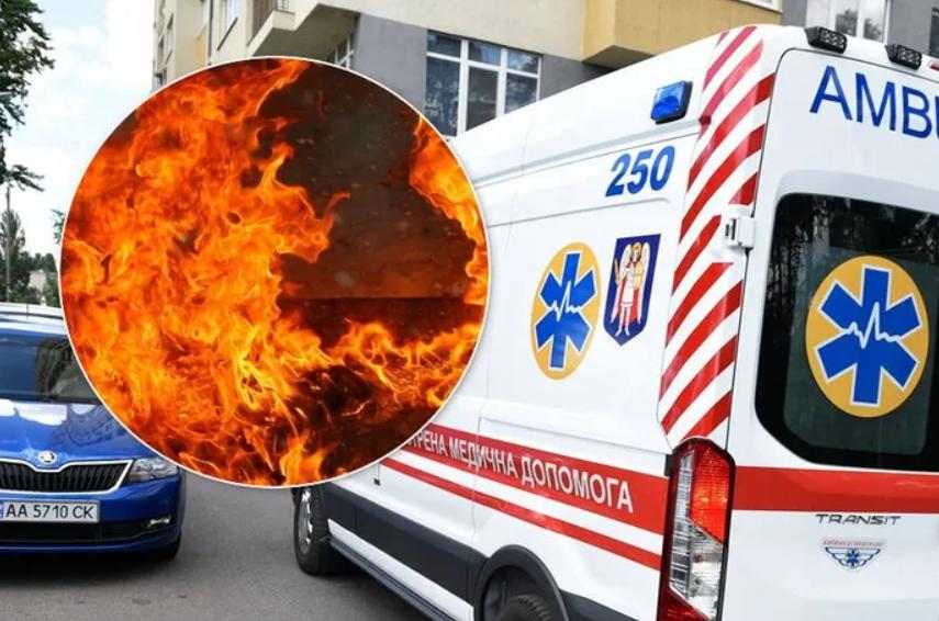 В Бердянске дети подожгли сверстника и засняли происшествие на видео