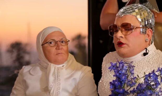 Как выглядит настоящая мама Верки Сердючки и почему Данилко не любит ездить домой на родину