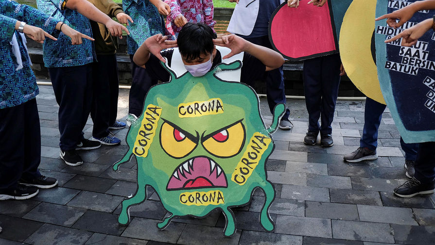Ученые выяснили, когда больной COVID-19 наиболее заразен