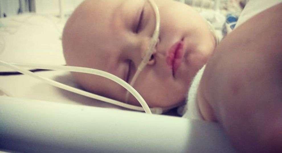 Батьки маленького Романа благають про допомогу! Рак не дає дитині жити – стан хлопчика важкий