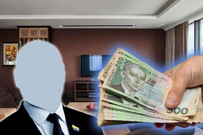 Нардеп Соломчук отримав 100 тисяч гривень на житло в Києві (ФОТО)