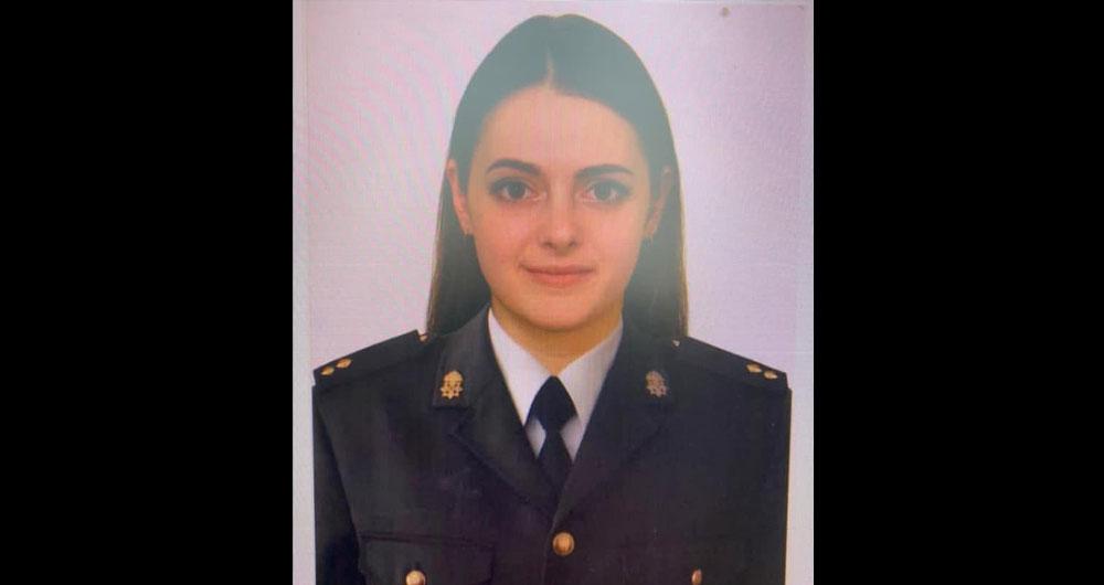 У Львові зникла 23-річна контрактниця військової частини Нацгвардії