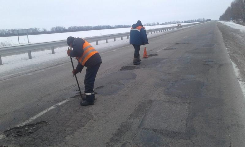 Стало известно, какие трассы в Запорожской области отремонтируют в 2021 году