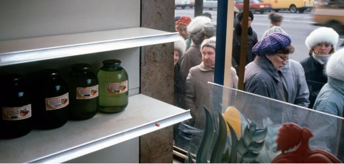 Что на самом деле было в советских банках с соком?