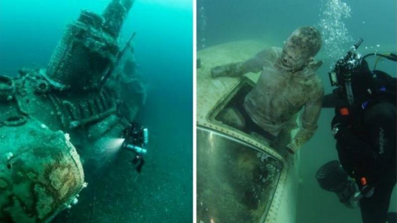Поглощенные водой — разруха и величие затонувшей техники