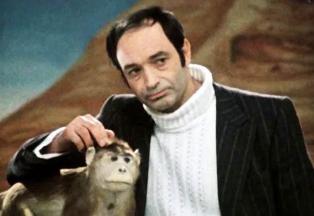 Пішов з життя легендарний Валентин Гафт