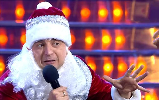 Зеленский собирается в отпуск и еще не записал новогоднее поздравление украинцам