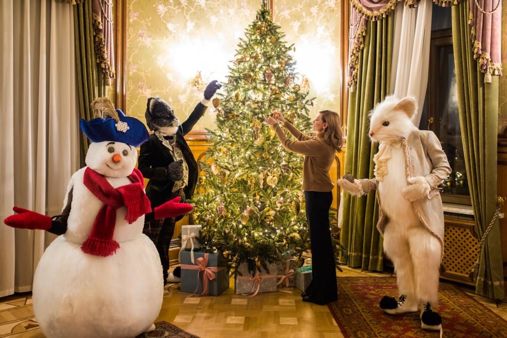 Елена Зеленская подготовила праздничный подарок для социально незащищенных детей