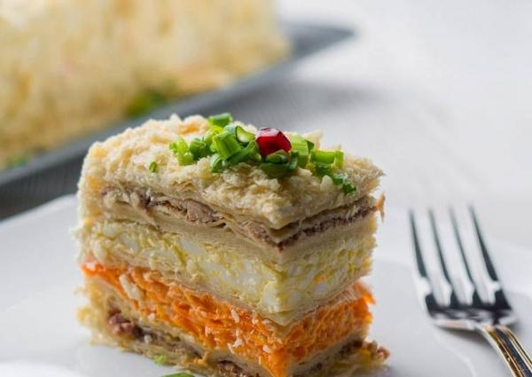 Святкові рецепти для тих, кому набридли «Олів'є» і бутерброди