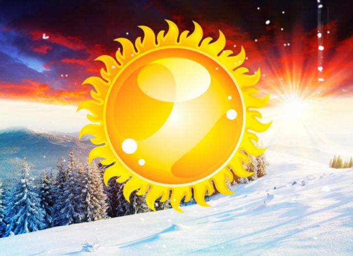 День зимнего солнцестояния 2020: сегодня самый короткий день в году