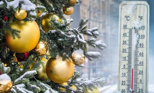 Синоптик оновив прогноз на Різдво та Новий рік