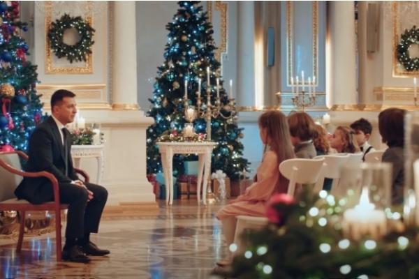 Хто вони, діти з новорічного привітання президента, та по скільки їм заплатили?