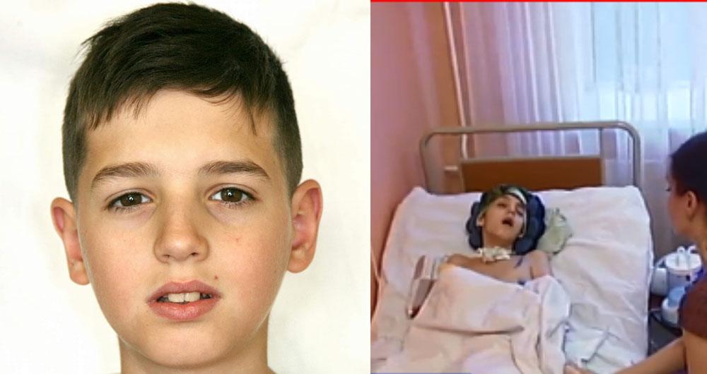 Нужны доноры для мальчика, которого еще в 2018 сбил поезд в Киеве