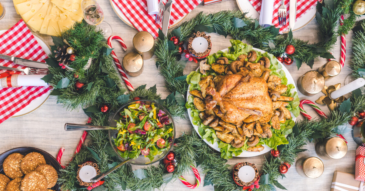 Меню на Різдво 2021: найсмачніші рецепти страв на свято Христа
